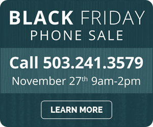 Anti-Aging Center Portland - Black Friday Specials