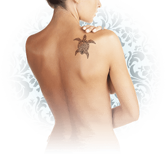 Tattoo Removal Process Portland - Girl with Tattoo