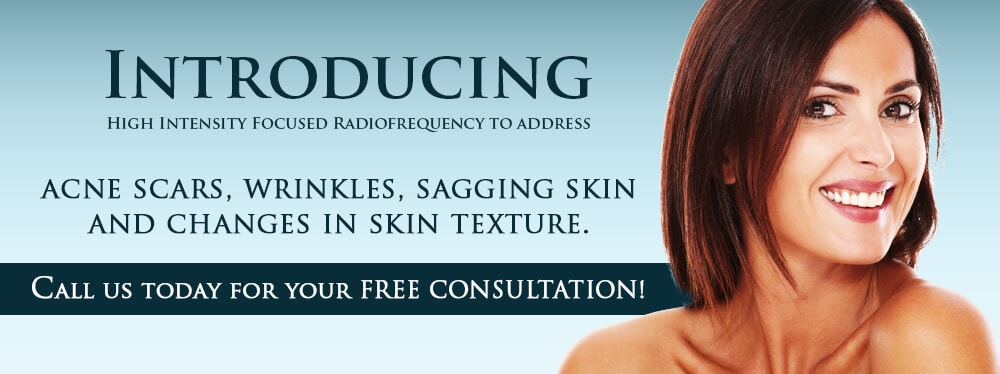 Anti-Aging Center Portland - Introducing High Intensity Focused Radiofrequency