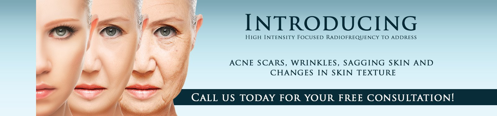 Introducing High Intensity Focused Radiofrequency, Anti-Aging Center Portland