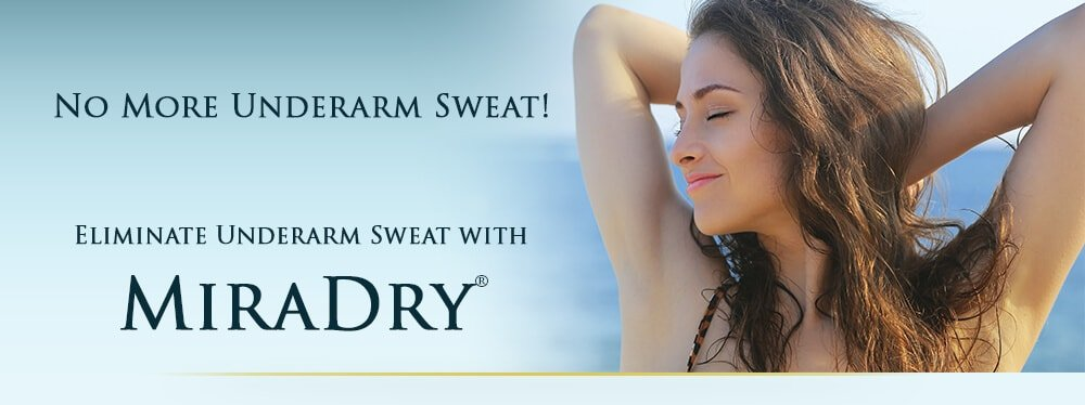 Anti-Aging Center Portland - Eliminate Underarm Sweat with MiraDry®