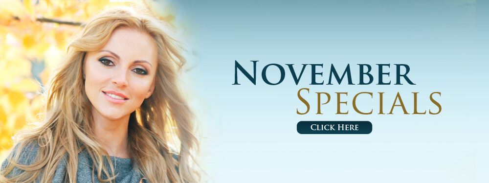 Anti-Aging Center Portland - November Specials