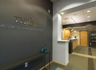 Thrive Aesthetic & Anti-Aging Center Reception