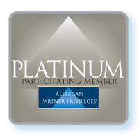Platinum, Allergan Partner