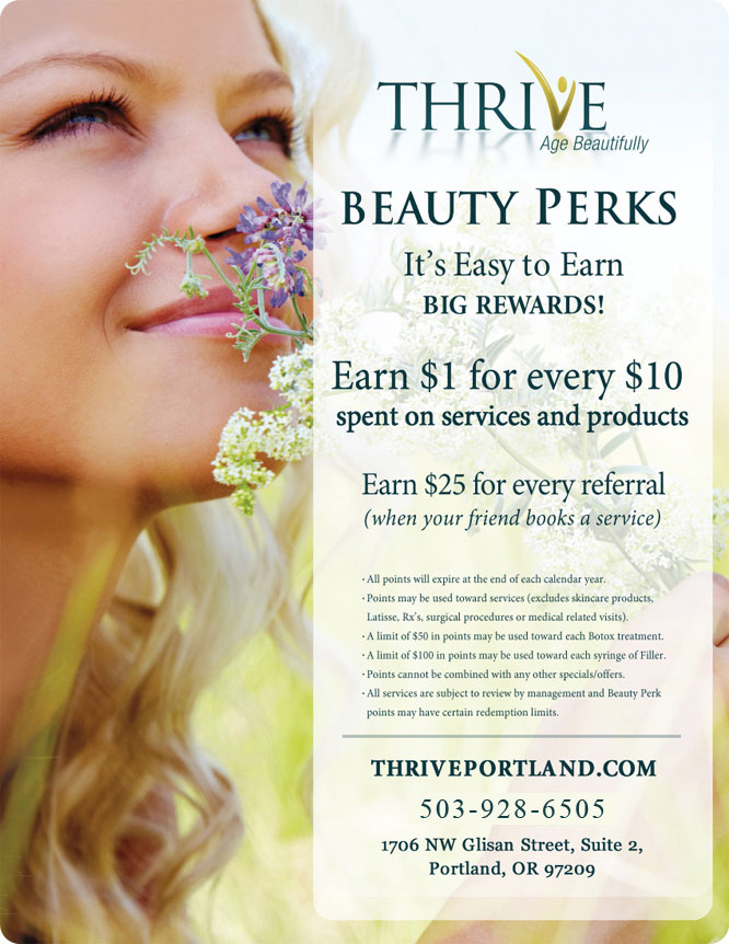 Beauty perks rewards Feb-2015