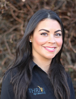 Jade Ward - Front Office Coordinator