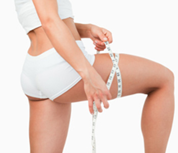 Patients near Beaverton choose Vanquish fat reduction for thinner thighs